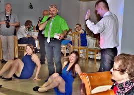 zabawy gości weselnych